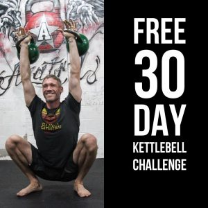 30 Day Kettlebell Challenge