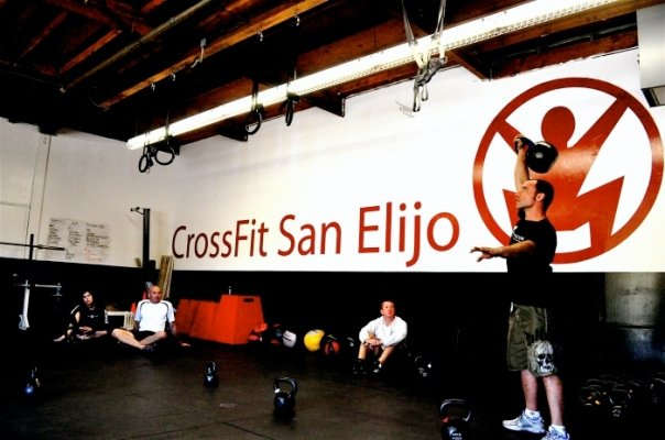San Diego Kettlebell Certification