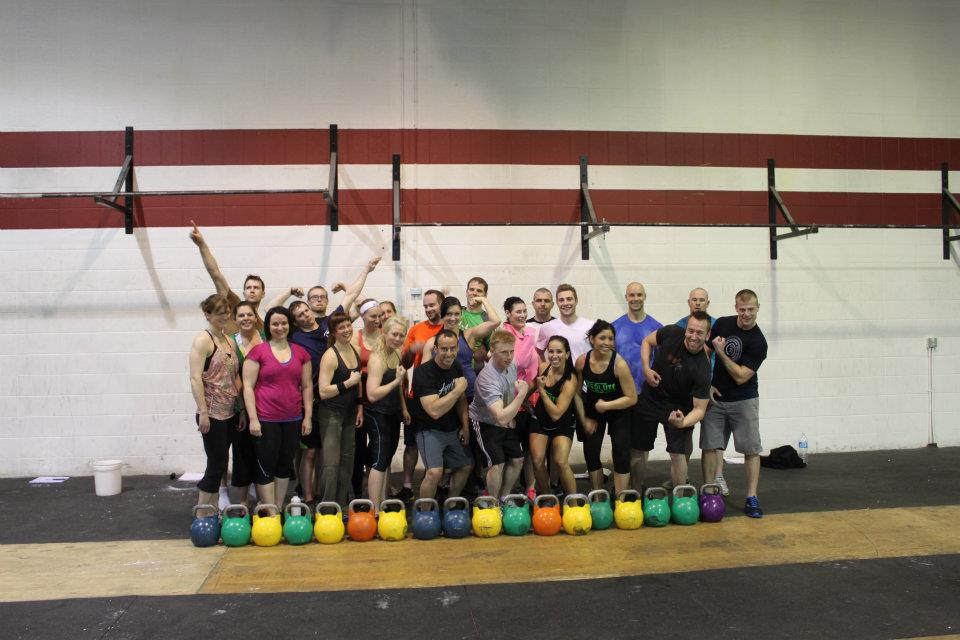 Canadian Kettlebell Certification