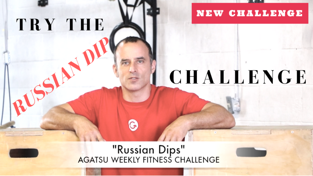 Russian Dip Fitness Challenge