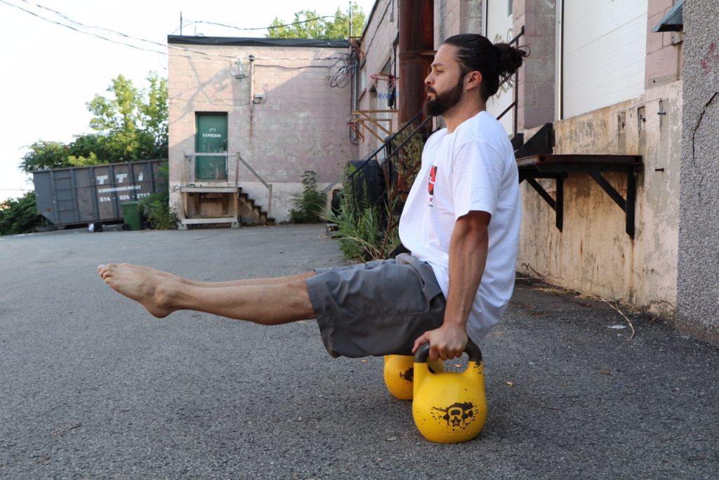 Agatsu Kettlebell Instructor