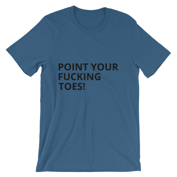 Point Your Fucking Toes