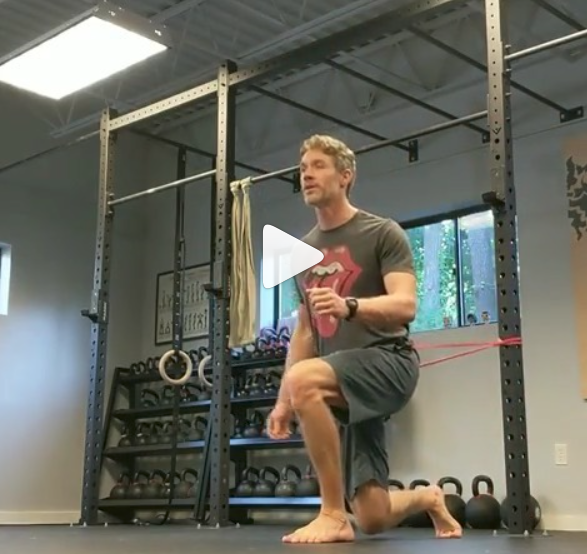 Lunges Bodyweight
