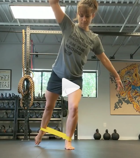 Balance Drill, mobility