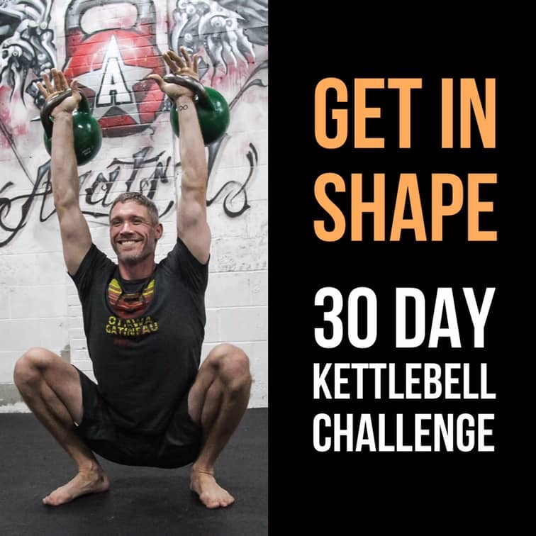 Online Kettlebell Workout