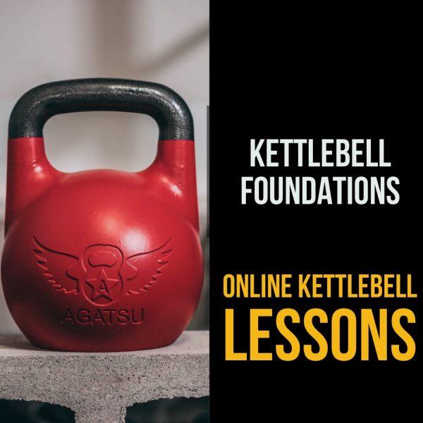 Online Kettlebell Lessons