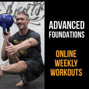 Advanced Online Workouts