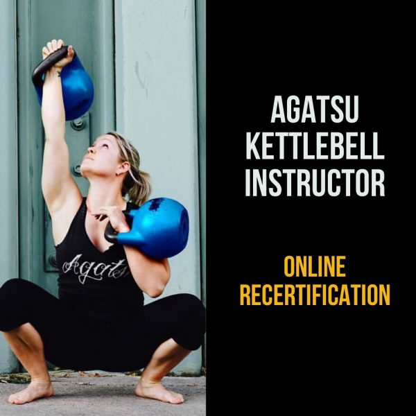 Kettlebell Certification