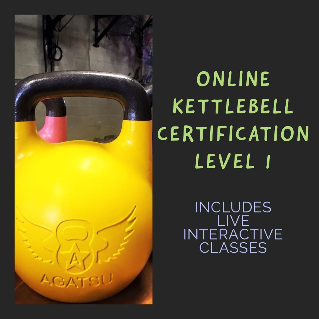 Online Kettlebell Certification