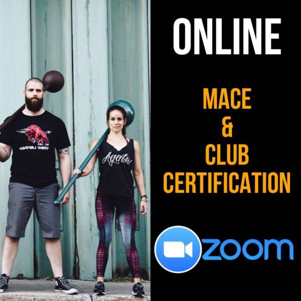 Online Mace Certification