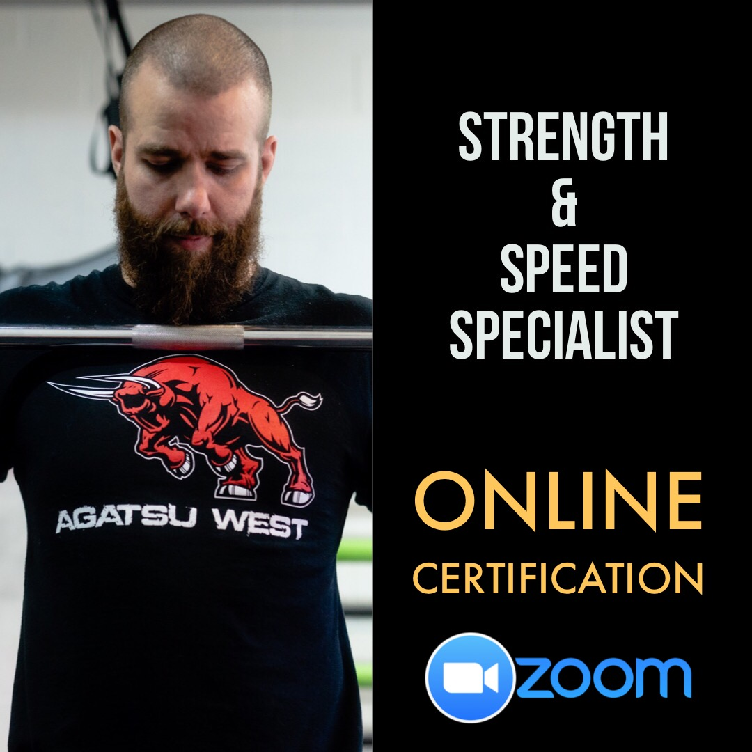 Online Powerlifting Certification